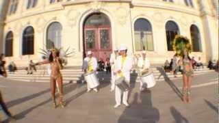 Batucada - Danseuses brésiliennes - Percussions brésiliennes
