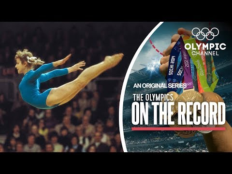 How Olga Korbut Inspired a Generation of Gymnasts The Olympics On The Record