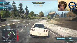 Need for Speed- Most Wanted - Ali-A & #39 Road to Most Wanted - Race #9 (NFS001 2012 New)