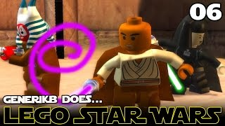 LEGO STAR WARS The Complete Saga Ep 06 -