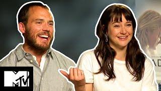 ADRIFT – Sam Claflin & Shailene Woodley Reveal Funniest Moments & DELETED Scenes   MTV Movies