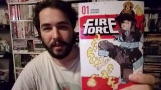 Manga Mondays: Fire Force