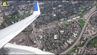 STUNNING views! United Express Embraer 170 Montreal to Chicago O'Hare! [AirClips full flight series]