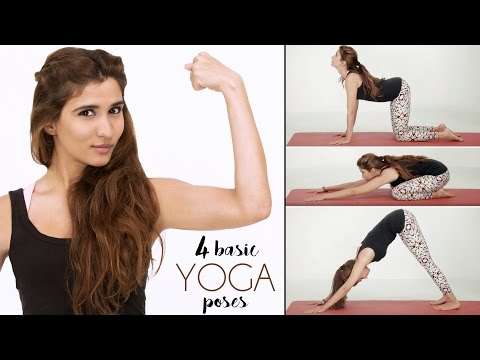 4 Top Yoga Poses To Do Daily | Glamrs.com