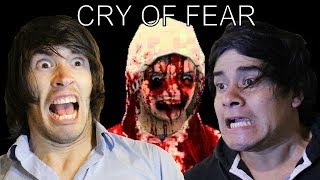 JUGANDO CON MI HERMANO | Cry Of Fear (con Diego)
