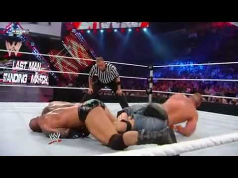 Download JOHN CENA VS. BATISTA 2010 EXTEME RULES [LAST MAN STANDING] WWE CHAMPION SHIP 2/3
