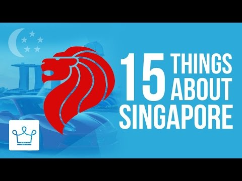 watch 15 Things You Didn't Know About Singapore