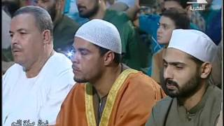 فضيلة الشيخ إسماعيل الطنطاوي في تلاوة فجر السبت  22 من رمضان 1438 هـ   الموافق 17 6 2017 م من الجامع