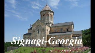 Georgia/Signagi Bodbe,St Nino  Part 6