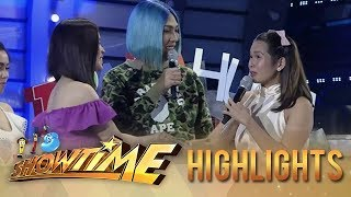 It's Showtime TrabaHula: Pokwang is delighted to see Ate Girl Jackque
