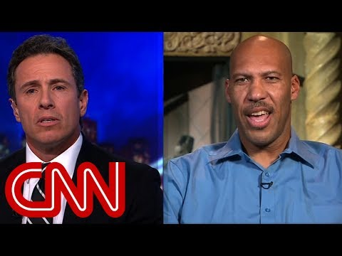 LaVar Ball What did Trump do to help me
