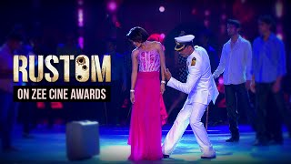 Rustom Act | Zee Cine Awards 2016 | Akshay Kumar