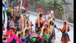 Kalash Dance & spring festival yushi - Rumbor ( Rambor), Bumburet valleys - The campers pakistan