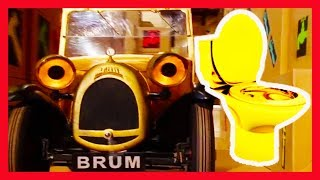 🚗️Brum 403 | BRUM AND THE GOLDEN LOO | Kids Show Full Episode