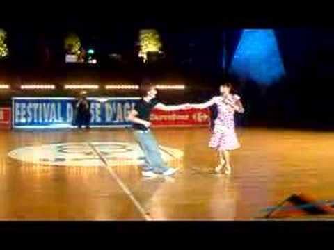 grease show dance nicolas & melanie