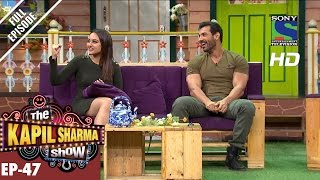 The Kapil Sharma Show - दी कपिल शर्मा शो–Ep 47 –Sonakshi and John in Kapil's Show –1st October 2016