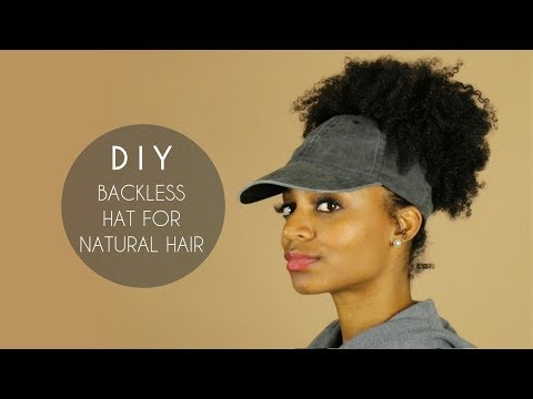 Xxx Mp4 DIY Backless Satin Lined Hat For Natural Hair 3gp Sex