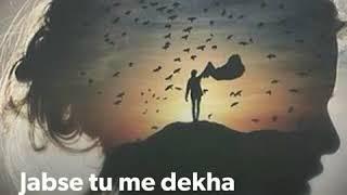 Chal rahi thi Zindagi khyalome pta nahi kyu ye hadsa ho gaya