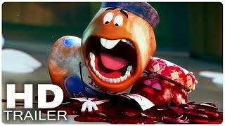 SAUSAGE PARTY Red Band Trailer 2 (2016) Official