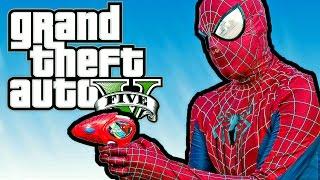 SPIDER-MAN! | Grand Theft Auto V PC Mods Délires FR