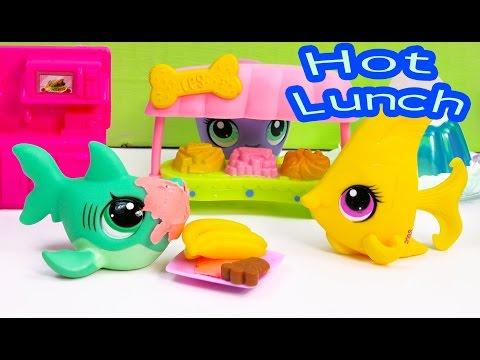 Xxx Mp4 LPS Hot Lunch School Of Sharks Series Video Littlest Pet Shop Part 10 Cookieswirlc Toy Playing 3gp Sex