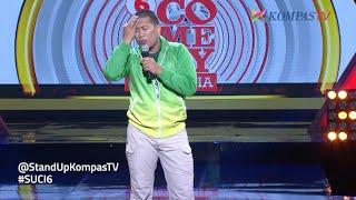 Gamayel: Tanding Lawan Komandan (SUCI 6 Show 16)