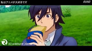 10 อนิเมะ ฮาเร็ม พระเอกเทพ (บางเรื่อง) | Harem anime
