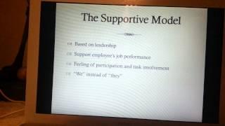 Five Models of Organizational Behavior