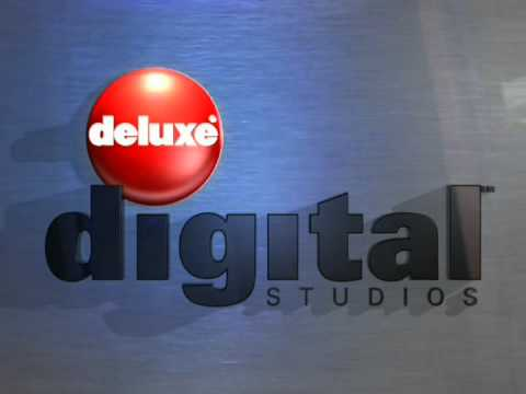 The Destruction of Deluxe Digital Studios Logo
