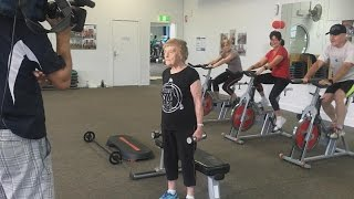 This 94-Year-Old Gym-Loving Grandmother Is The Internet