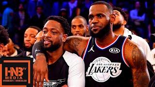 2019 NBA All Star Game - Full Game Highlights   Team LeBron vs Team Giannis