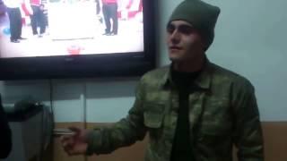 Sevgilisinden Ayrılan Askerin Şarkısı GECMİŞ OLSUN