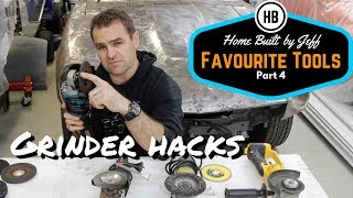 Angle grinder hacks - My favourite tools part 4