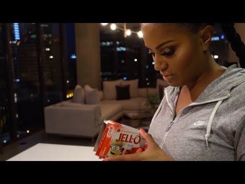 VLOG Week 2: Jello Shots and Blonde Hair