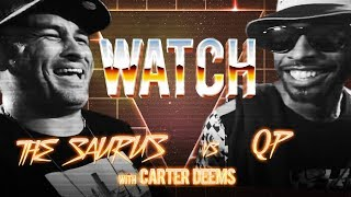 WATCH: THE SAURUS vs QP with CARTER DEEMS