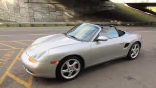 My New 2000 Porsche Boxster S