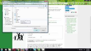 How to Convert Video to Audio from online without Converter