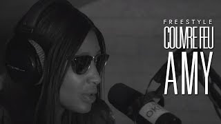 AMY - Freestyle dans COUVRE FEU sur OKLM RADIO
