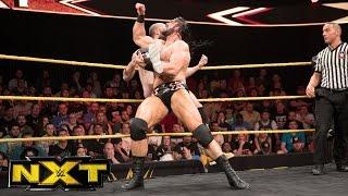 Drew McIntyre vs. Oney Lorcan: WWE NXT, April 12, 2017