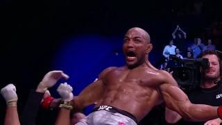 UFC 221: Yoel Romero Entrevista Posterior A La Pelea
