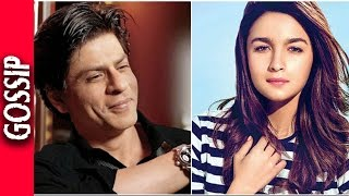 Shahrukh Alia Upcoming Film First Look Leaked - Confirmed - - Bollywood latest News
