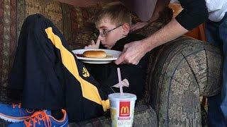 The Boy Who Hasn't Eaten In A Year