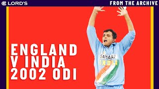 Sourav Ganguly relives India