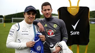 Sure Pressure Challenge - Hazard vs Massa