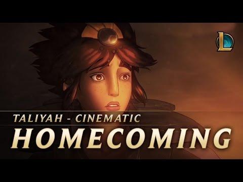 Taliyah Homecoming