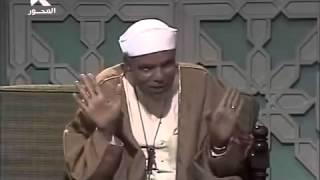 الشيخ متولي الشعراوي  فضل قول حسبي الله ونعم الوكيل
