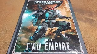 8th edition Codex Tau Empire; review