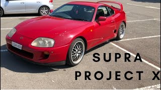 Toyota Supra Mk4 - Project Review Of Whats Going To Get Done
