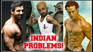 THE PROBLEMS THAT EVERY INDIAN HAS TO BUILD MUSCLE!
