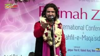S. Ameer Hasan Aamir | International Mother's Day & Mahfil-e-Maqasidah 2016 | Jaitpur Delhi